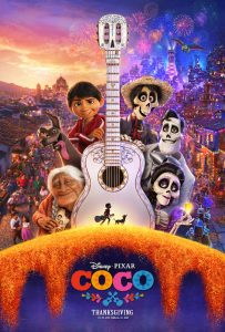 Check out the New Trailer & Movie Poster for Coco – #PixarCocoEvent