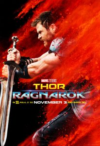 THOR:RAGNAROK Advance Tickets on Sale Now & New Movie Posters – #ThorRagnarok