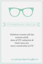 Invest in Young Eyes with Proper UV Protection