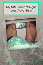My 100 Pound Weight Loss Adventure
