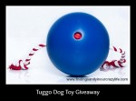 Tuggo Dog Toy Giveaway