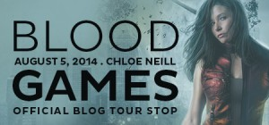 Blog Tour: Blood Games By Chloe Neill + A Giveaway!