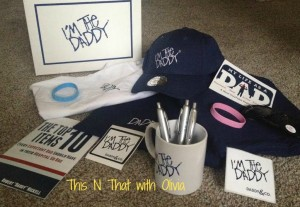 Daddy and Co. DaddySwag Gift Box Review and Giveaway