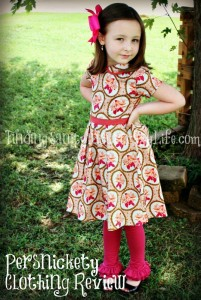 Getting Ready for Fall with Persnickety Clothing {Review}