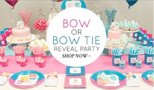 Big Baby Reveal Baby Shower Party Idea