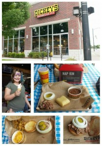 Dickey's Barbecue in Ferndale