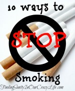 10 ways to Quit Smoking