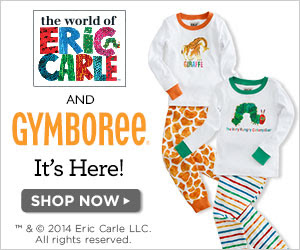 Eric Carlisle Collection Available at Gymboree