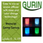 Essential Oil Diffuser Giveaway