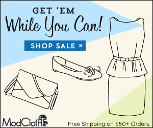 Free ModCloth Fall Grab Bag with Purchase
