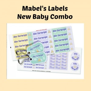 Mabel's Labels New Baby Combo
