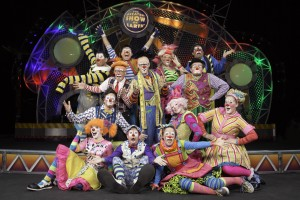 Ringling Brothers Built to Amaze Clowns