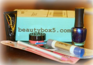 Beauty Box 5 – Monthly Beauty Box Delivery Service