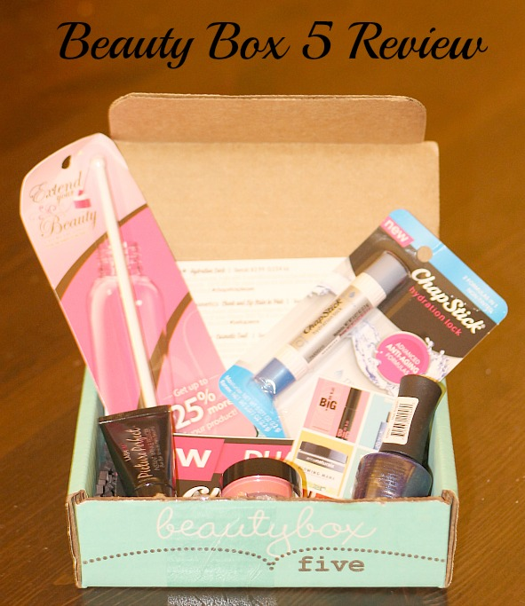 Beauty Box 5