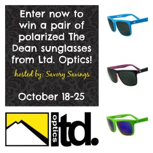Dean Polarized Sunglasses Giveaway
