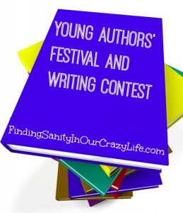 Young Authors' Festival and Writing Contest
