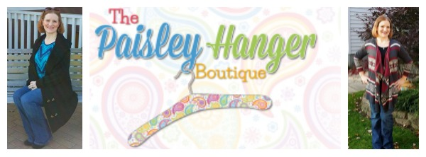 Paisley Hanger collage
