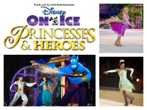 Disney on Ice: Princesses and Heroes Show Review