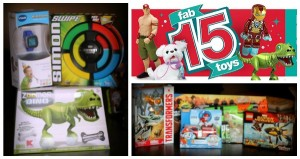2014 Kmart Fab 15 Toys for Boys