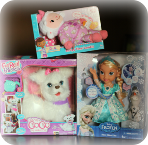 2014 Kmart Fab 15 Toys for Girls