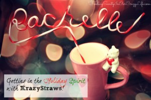 Getting in the Holiday Spirit with Krazy Straws! {Review}