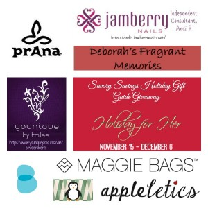 Holiday for Her Gift Guide Giveaway