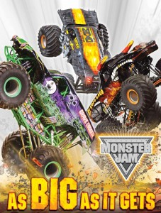 Monster Jam is coming to Ford Field 2015