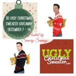 3D Ugly Christmas Sweater Giveaway