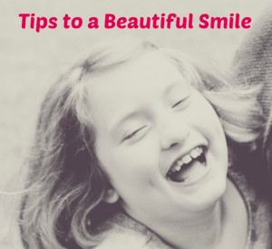 4 Tips to a Beautiful Smile #ColgateEnamelHealth