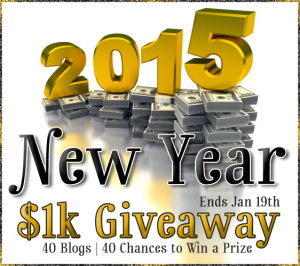 2015 New Year $1K Giveaway!