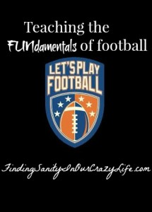 Let's Play Football: A Great Children's Book Teaching The FUNdamentals of football