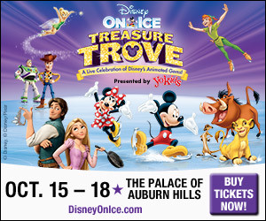 Disney on Ice Treasure Trove Information and Giveaway