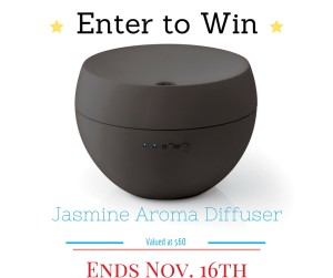 Aroma Diffuser Giveaway #2015HGG