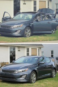 Not Your Average Hybrid – Kia Optima Hybrid EX
