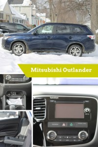 Mitsubishi Outlander Provides Style and Performance