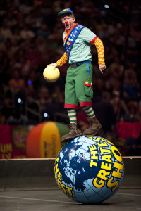 Ringling Bros. and Barnum & Bailey Present Legends