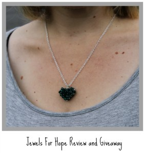 Jewels For Hope Review and Giveaway