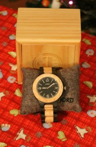 Jord Wood Watches For Holiday Gift Giving