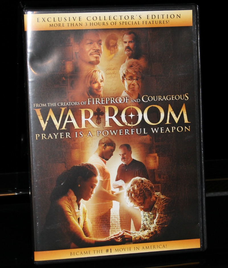 War Room Family Movie Night