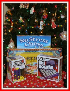 Family Game Night With Winning Moves Games
