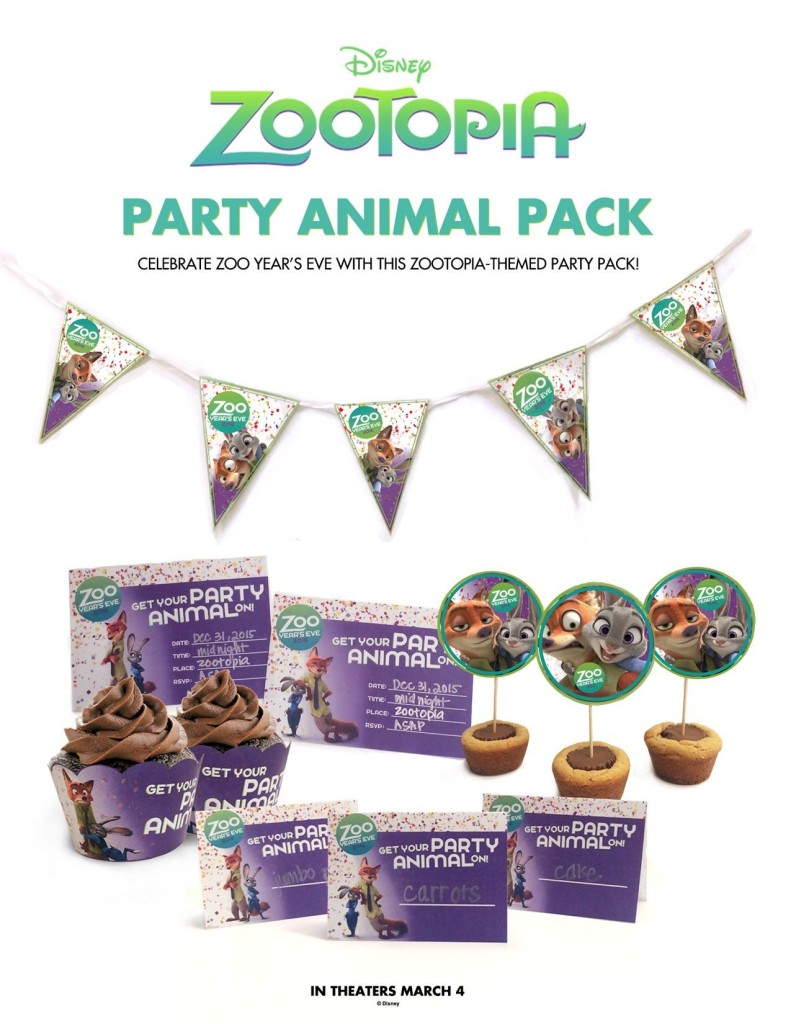Zootopia New Years Party Pack-page-001