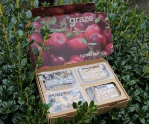 Graze Snack Box Review