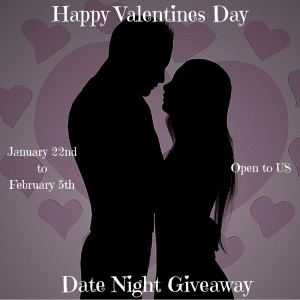 Valentine's Day Date Night Giveaway