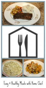 Gourmet Meals at Home With Home Chef