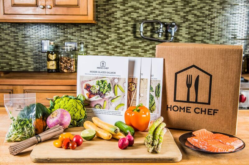 Home Chef Meal Delivery Package
