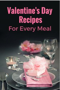 Valentine's Day Recipes For Every Meal