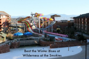 Beat The Winter Blues at Wilderness at the Smokies