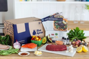 Fresh Home Cooking With Blue Apron