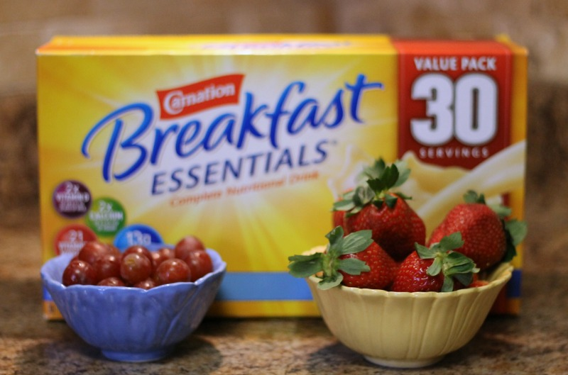 Carnation Breakfast Essentials Challenge