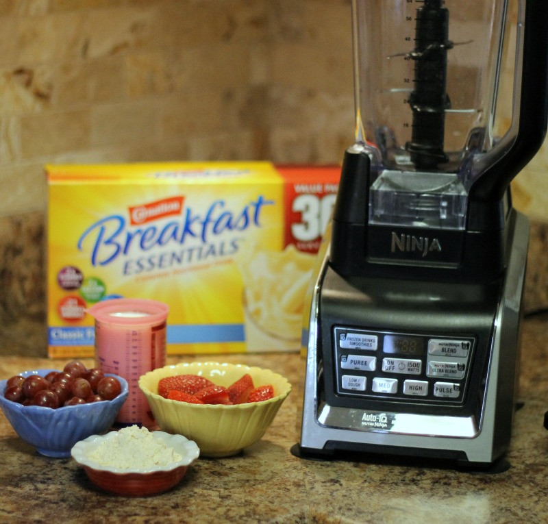Carnation Breakfast Essentials Smoothie